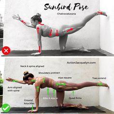 "2,869 kedvelés, 11 hozzászólás – Yoga and Barre Instructor (@actionjacquelyn) Instagram-hozzászólása: ""Learn yoga with me on my blog!! ♀️ Link in bio Today's @getstretchy Pose is Sunbird, or…"""