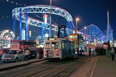 Blackpool, England