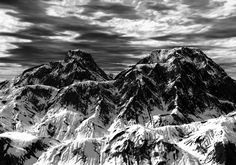 Ansel Adams- Mountains. This photo screamed to me, it is beautiful and captivating yet subtle and elegant.