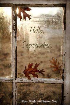 Hello, September