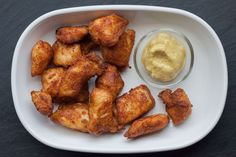 Paleo Gluten, Grain, and Garbage-Free Chick-fil-A Nuggets « The Domestic Man Primal Recipes, Gluten Free Recipes, Whole Food Recipes, Dinner Recipes, Cooking Recipes, Healthy Recipes, Ketogenic Recipes, Drink Recipes, Healthy Food