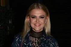 Coronation Street star Lucy Fallon enjoyed a night out in her home town…