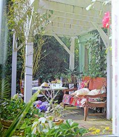 I want to built a verandah like this.