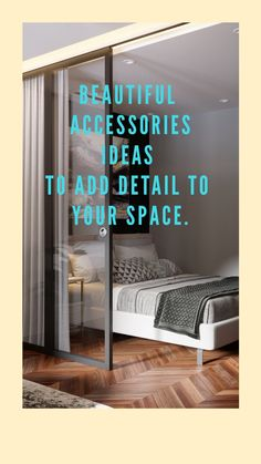 Beautiful Accessories Ideas to Add Detail to your Space. — Best Architects & Interior Designer in Ahmedabad NEOTECTURE Minimal Bedroom, Best Architects, Ahmedabad, Dream Homes, Your Space, Interior Inspiration, Minimalism, Diy Home Decor, Decals