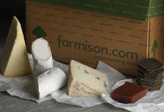 Farmison Cheese boxes - who doesn't want cheese in the post?