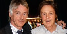 2 great Pauls.  70 fun facts about Paul McCartney http://www.letsnotgetcarriedaway.com/happy-birthday-paul-mccartney