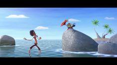 Robinson Crusoe Latest Animation Short Film for Everyone Funny Animated Cartoon, Cartoon Movies, Oscar Wins, Robinson Crusoe, Animation Tutorial, Stories For Kids, For Everyone, Short Film, Horror