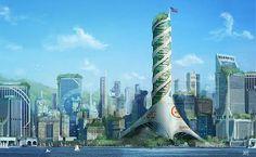 Daniel Chou Concept Art