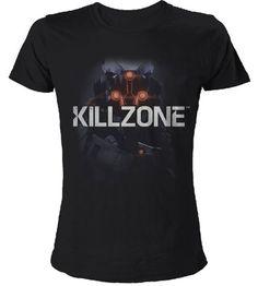 Gamer heaven - Killzone Shadowfall -  Black Character Official T-Shirt, $25.96 (http://www.gamer-heaven.net/killzone-shadowfall-black-character-official-t-shirt/)
