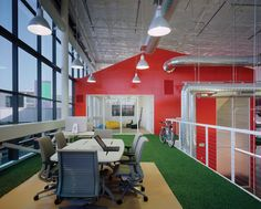 Google Headquarters, Silicon Valley on the The National Design Awards Gallery