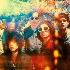 The Horrors - Videos, Songs, Albums, Concerts, Photos Rock The Casbah, Scissor Sisters, Psychedelic Bands, Horror Photos, Hippie Trippy, Band Photography, Britpop, Band Photos, Indie Music