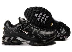 Cheap Nike Air Max TN Men\u0026#39;s Running Shoe Black White Metallic Silver Grey Sale | Nike Air Max TN Men\u0026#39;s Running Shoe Black White Metallic Silver Grey Sale ...