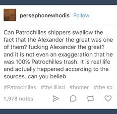 Alexander the great shipped patrochilles Troy Story, Achilles And Patroclus, Greek Memes, Captive Prince, Ancient Greece, Ancient Egypt, Lore Olympus, Hades And Persephone, Alexander The Great