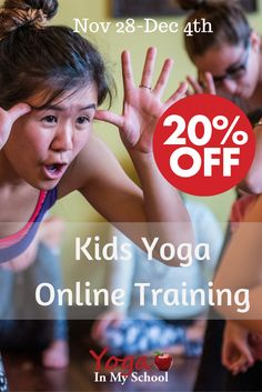 Become a kids yoga instructor from the comfort and convenience of your own home. YIMS courses focus on self-discovery, passion, excellence and fun. Preschool Yoga, Yoga Lessons, Online Training Courses, Autism Sensory, African Children, Online Yoga, Sensory Processing, Yoga Teacher Training, Yoga For Kids