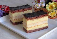 Hungarian Recipes, Hungarian Food, Cake Blog, Sweet And Salty, Nutella, Tiramisu, Cake Recipes, Cheesecake, Food And Drink