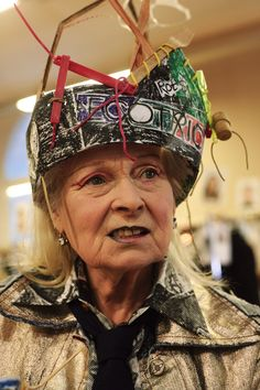 Image result for vivienne westwood anti fashion