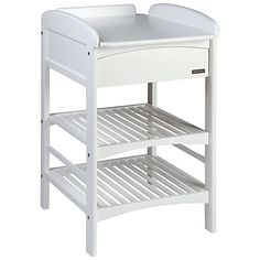 Buy John Lewis Anna Changing Table With Drawer, White Online at johnlewis.com
