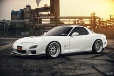 Mazda Rx-7 by Evano Gucciardo by , http://ift.tt/1UMMRGP