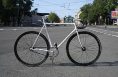 Fixed Gear Moscow - Bike Check Gallery