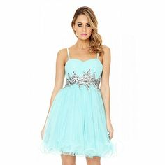 Cream mesh sequin lace butterfly prom dress