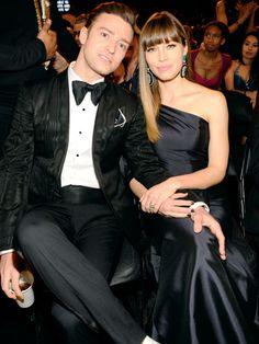 Jessica Biel and Justin Timberlake #dating #couple #celebritycouple #celebrities