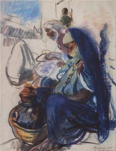 Marrakesh - Zinaida Serebriakova