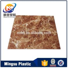 High quality waterproof flexible plastic pvc sheet Interior decoration for wall import china goods