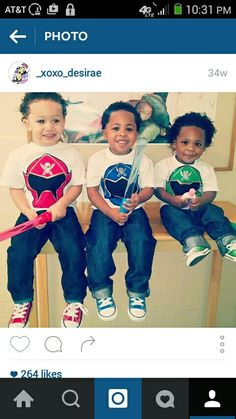 POWER RANGER SUPER MEGAFORCE!!! Made these shirts for my Nephew's 3rd Birthday Party!