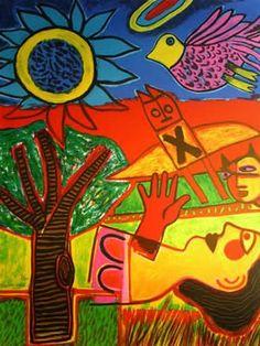 Buy online, view images and see past prices for Corneille Luik 1922 Après la pluie le bontemps. Invaluable is the world's largest marketplace for art, antiques, and collectibles. Tachisme, Cobra Art, Dutch Painters, Dutch Artists, Collage, Naive Art, Outsider Art, Art Studies, Contemporary Paintings