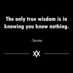 Quote of filosofer Socrates