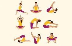 You push yourself beyond your limits in yoga. http://www.prevention.com/fitness/4-mistakes-making-joints-weak/slide/4