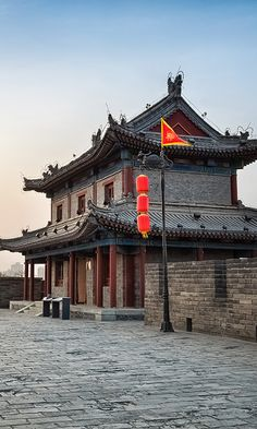 One of the oldest and most loved cities in China, Xi'an was home to 73 emperors over 13 dynasties #China