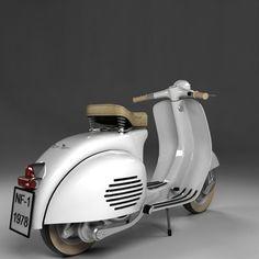 Vespa Px 125, Vespa Bike, Piaggio Vespa, Lambretta Scooter, Scooter Motorcycle, Vespa Scooters, Motorbike Girl, Triumph Motorcycles, 3ds Max