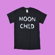 Pastel Goth Moon Child Unisex Sweatshirt Hipster Indie Swag Dope Hype Mens Womens Kawaii Crescent Moon Gothic bIx0URK