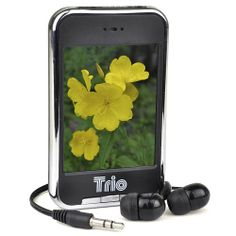 24.99 for MACH SPEED TRIO TOUCH 4 TOUCHSCREEN MP3 VIDEO PLAYER. Can't beat that deal
