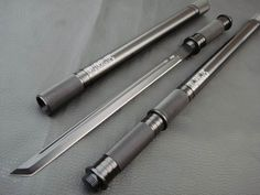 Patent Sport Super BMF United Cutlery Tanto Modern Ninja Survival Sword Knife W/Sheath & a Multiple military card