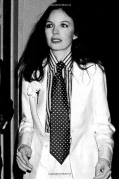 1 I wanna be Diane Keaton.