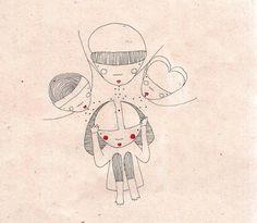 mon petit monde - ilustraciones: ... miedo