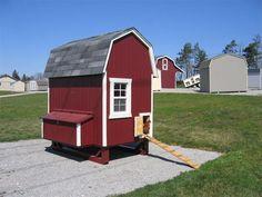 Amish Wood Gambrel C