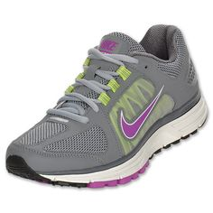 Nike Zoom Vomero+ 7 Women's Running Shoes SALE | Run.com | WOLF GRY/MAGENT