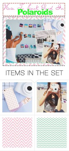"""""""How To Look Fabulous In Polaroids + Requested Tip && Some News"""" by beautyguru911 ❤ liked on Polyvore featuring art"""