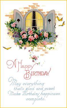 happy birthday cards free | Happy birthday cards