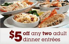 Red Lobster: $5 OFF Coupon on http://www.icravefreebies.com