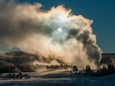 Yellowstone National Park - National Geographic
