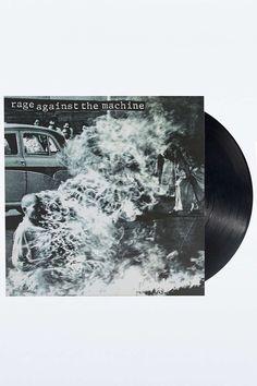 Rage Against The Machine: Rage Against The Machine Vinyl Record