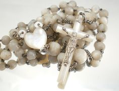 love this rosary..