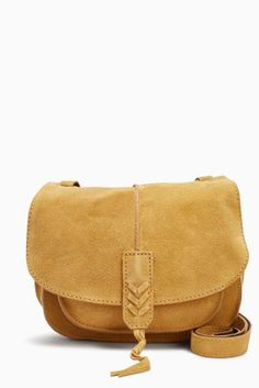 Buy Ochre Leather Small Saddle Bag from the Next UK online shop 4f5b2387a1b9d