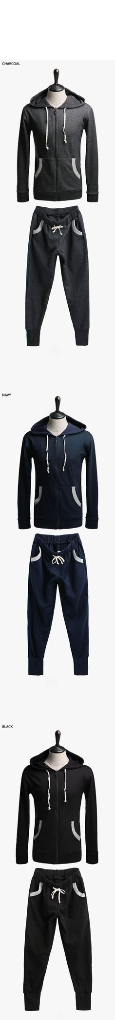 Gymwear Set :: 3/4 Baggy Workout Wear Set-Gymwear 01 - Mens Fashion Clothing For An Attractive Guy Look