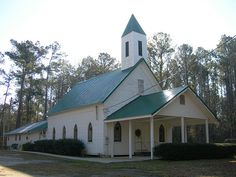 Deer Park United Methodist Church - Deer Park, Alabama