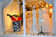 CHRISTMAS WINDOW DISPLAY CONTEST